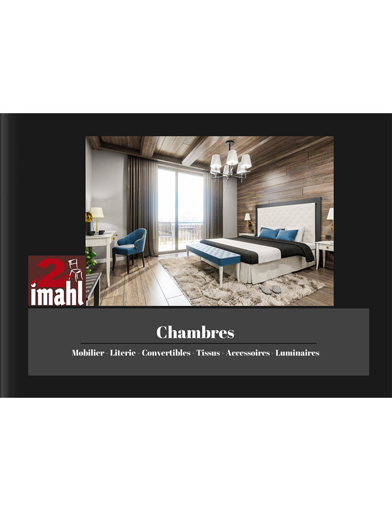 Catalogue Chambres
